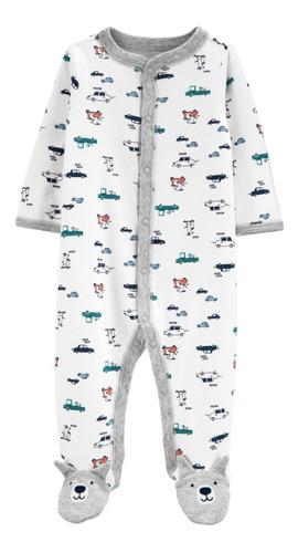 Macacão Pijama Bebê Menino Menina Algodão - Carters