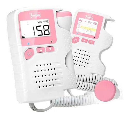 Mini Monitor De Cardiaco Para Ventre