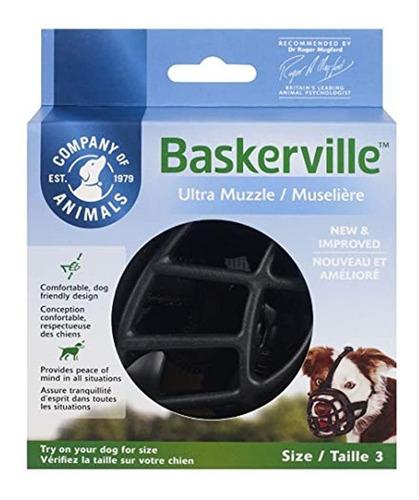 Bozal Ultra Baskerville