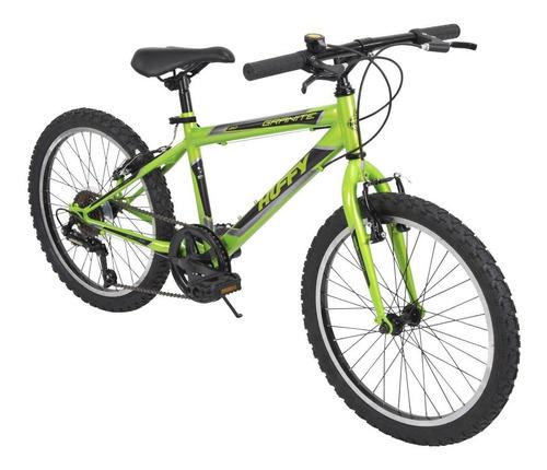 Huffy - Bicicleta De 5 Velocidades Par Niños Granite Aro 20