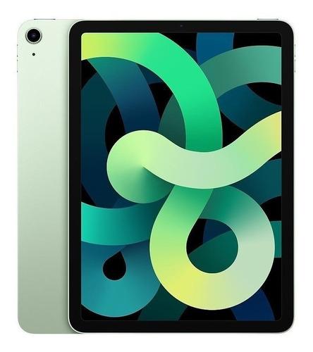 iPad  Apple Air 4th Generation 2020 A2316 10.9  64gb Green Com 4gb De Memória Ram