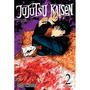 Mangá Jujutsu Kaisen Batalha De Feiticeiros 02 (português)