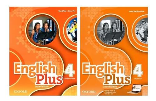 English Plus (2/ed.) 4 - Student's Book + Workbook