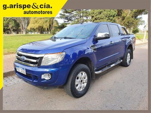 Ford Ranger 2012 2.5 Xlt Full