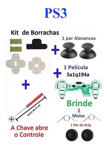 Kit Peças Reparo Controle Ps3 - Frete R$ 14,80