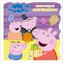 Livro Cartonado Rec. Peppa Pig Minha Festa De Aniversario