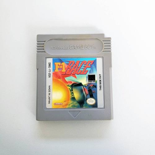F1 Race Game Boy Gb Original