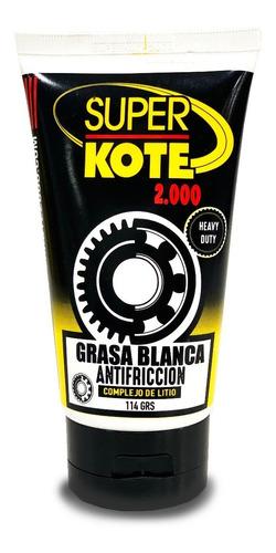 Grasa Blanca Complejo De Litio Superkote 2000 114g