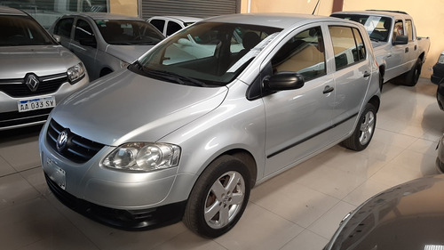 Volkswagen Fox Confortline 2009 Full 5 Ptas. 1.6 Nafta