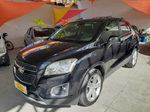 Chevrolet Tracker Ltz 1.8l Ecotec Aut(top)