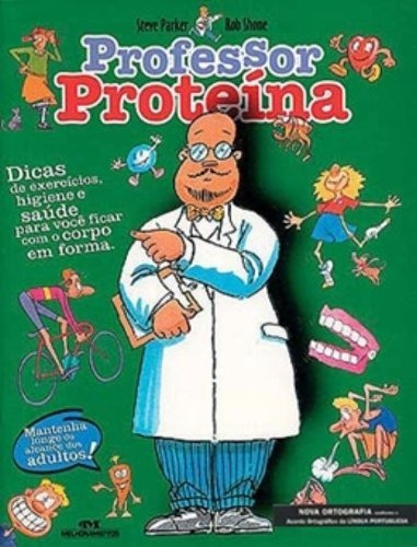 Professor Proteína