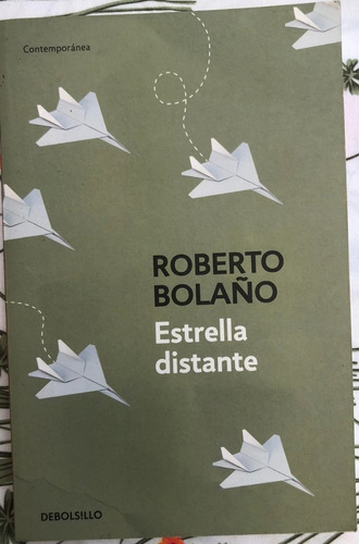 Estrella Distante Por Roberto Bolaño