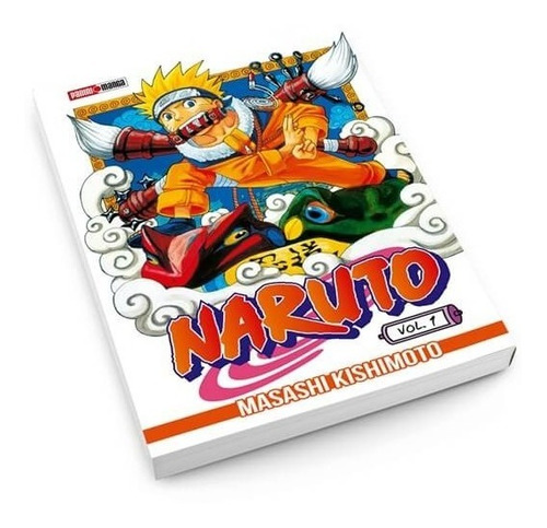 Manga - Naruto 1 - Miltienda