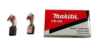 Escova De Carvão Original Cb-430 Makita