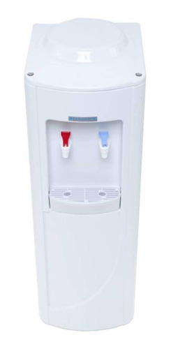 Dispenser De Agua Bacope Zafiro Sin Led Blanco 220v