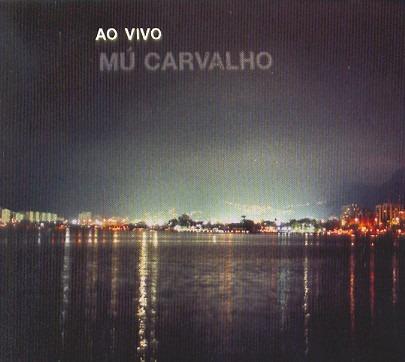 Cd Mu Carvalho - Ao Vivo 2014 Original