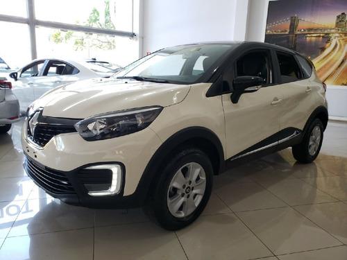 Renault Captur 1.6 16v Sce Flex Life Automatico