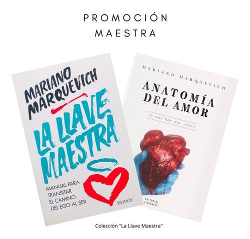 Promoción Maestra  La Llave Maestra  +  Anatomía Del Amor