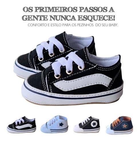 Sapato, Sapatinho Bebe Menino, Botinha Luxo Em Promoção