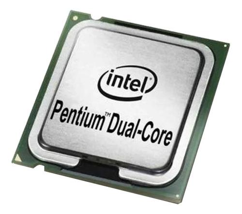 Processador Intel Pentium E2160 Bx80557e2160 De 2 Núcleos E 1.8ghz De Frequência
