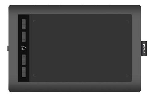 Tableta Digitalizadora Parblo A610s Negra
