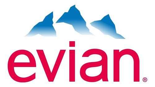 Agua Evian 1l (caja X12 Unidades)