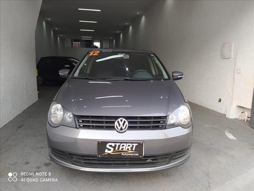 Volkswagen Polo Sedan 1.6 Comfortline 8v Manual Flex