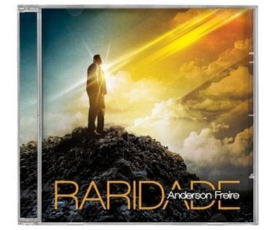 Anderson Freire - Raridade *lançamento* - Cd - Mk Music Original