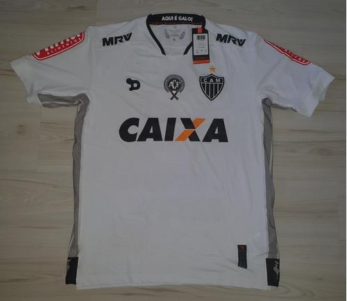Camisa Atlético Mineiro 2016 Homenagem A Chapecoense #8