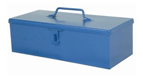 Caixa De Ferramentas Fercar 00 De Metal 13cm X 30cm X 10cm Azul
