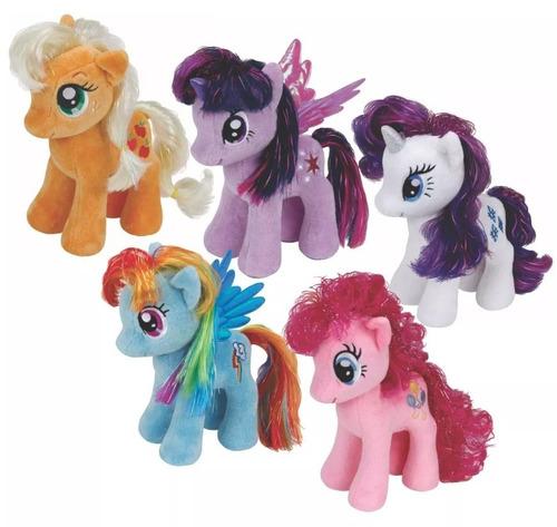 Peluche My Little Pony Ty 17 Cm Wabro