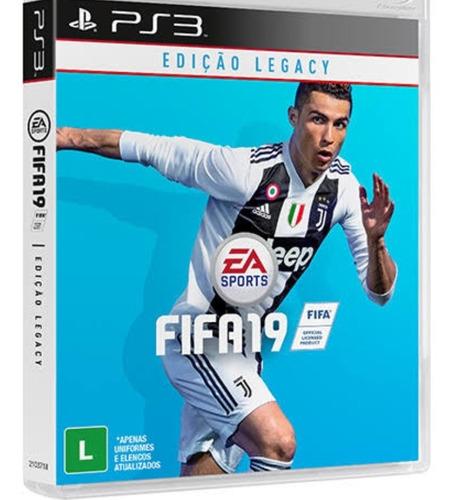 Fifa 19 Para Playstation 3 Ps3 Play 3 Ps 3