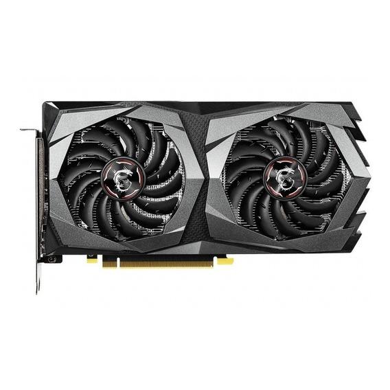 Placa de video Nvidia MSI GeForce GTX 16 Series GTX 1650 GEFORCE GTX 1650 GAMING X 4G 4GB