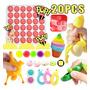 Simples Dimple Push Mini Toy Pop It Kit20 Presente