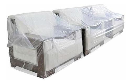 Cubierta Sofá De Plástico Para Cubrir Los Muebles De ...