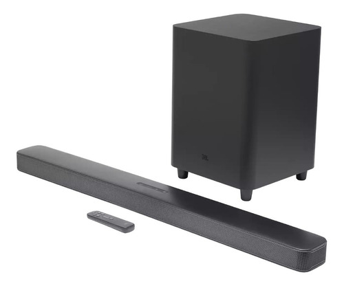 Soundbar Jbl 5.1 Surround Cinema 325w Rms Com Subwoofer