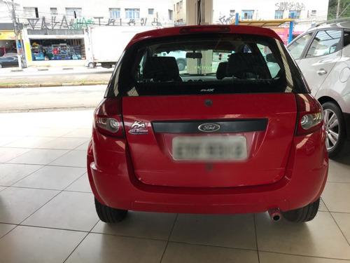 Ford Ka  Vermelho 2011