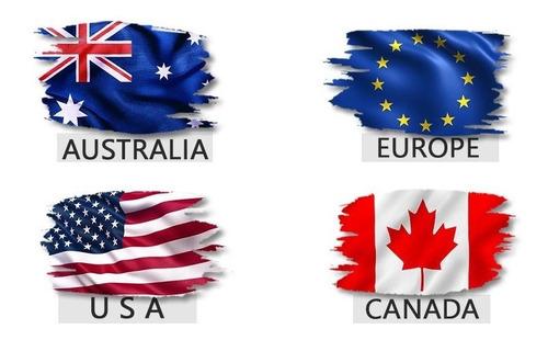 Guia Paso A Paso Visa Usa Eeuu Canada Australia Otras