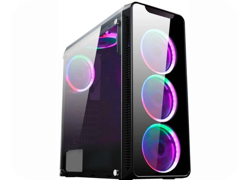 Pc Gamer I5 8gb Hd500 E Gt 1030 2gb Completo Teclado + Mouse