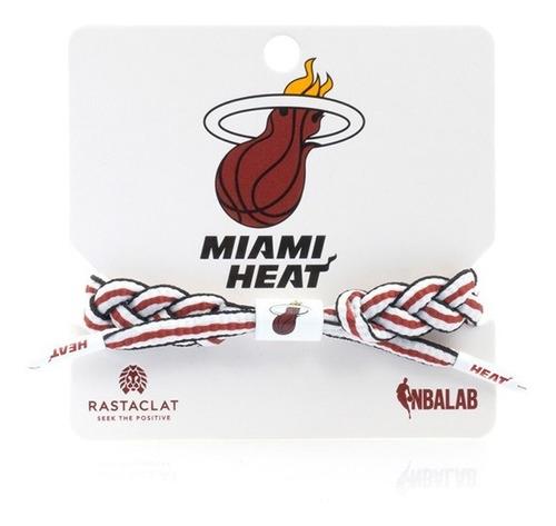 Pulseira Rastaclat Miami Heat