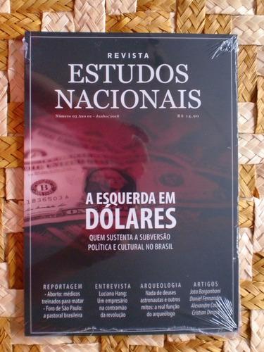 Revista Estudos Nacionais - N 03 - Ano 01 - Junho 2018