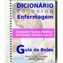 Dicionário De Enfermagem Termos Técnico
