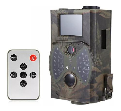Câmera De Trilha Hc300a Visão Noturna Caça/espera 12mp