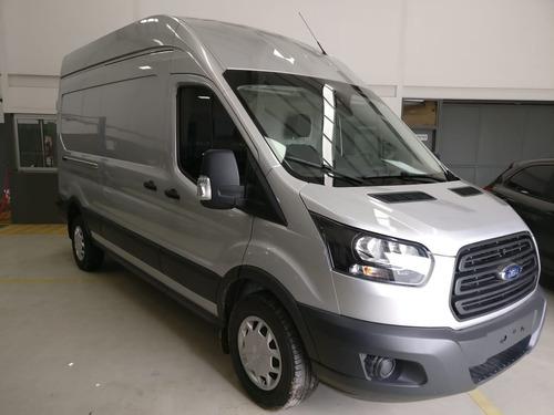 Ford Transit Van Furgon Largo Techo Alto 2.2 2021