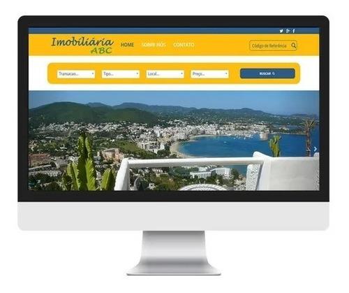 Site Para Imobiliária Ou Corretor Imobiliário