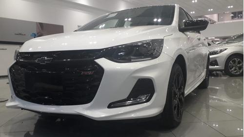 Nuevo Chevrolet Onix Rs 1.0 Turbo Manual 5 Plazas 2021 As
