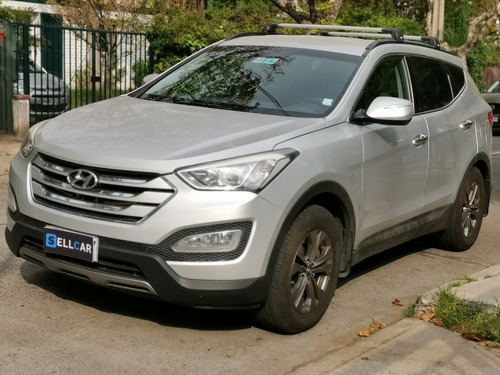 Hyundai Santa Fe Gls 2.4 2013