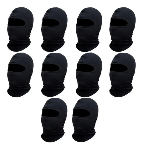 Toca Ninja Balaclava Mascara Motoqueiros Atacado Revendas