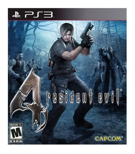 Resident Evil 4 Capcom Ps3 Digital