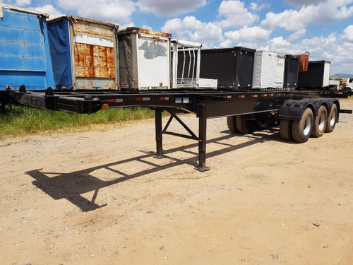 Carreta Porta Container Bug 40 Randon